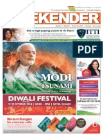 Indian Weekender 03-Oct-2014