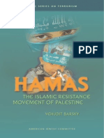 Hamas - The Islamic Resistance Movement in Palestine