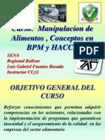 CURSO, MANIPULACION, BPM Y HACCP.pptx