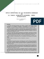 ESTILO ESTRUCTURAL ANDES OCCIDENTALES.doc