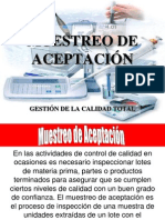 9.-novena semana -a-MUESTREO DE ACEPTACIÓN.ppt