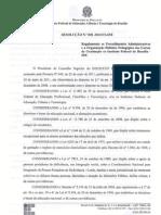 3741_Resolução RIFB_028_2012_Regulamenta os procedimentos Adm. e a Organização Didático Pedagógica dos Cursos de Graduação do IFB.pdf