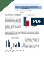 Informe Indice de Precios Al Consumidor (IPC) 2014-07