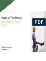 Antecedentes del regimen PDT y Marco legal en Venezuela (Rosemari).pdf