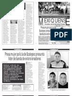 Diario El mexiquense 9 Octubre 2014