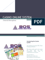CASINO ONLINE SYSTEM.ppsx