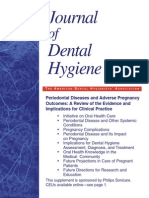 Periodontal Diseases and Adverse Pregnancy Outcomes