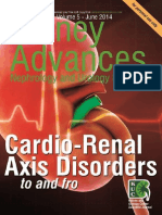 CardioRenal Axis Disorders - To and Fro