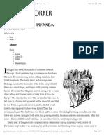 Gourevitch Remembering Rwanda