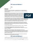 Lecturas de matrices.docx