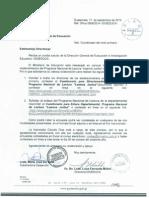 Oficio 806 Directores departamentales (Solicitud de apoyo para responder encuestas Programa Nacional de Lectura ) nivel primario (1).pdf