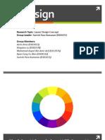 layout design concept re-design