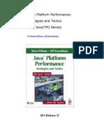 Java Platform Performance