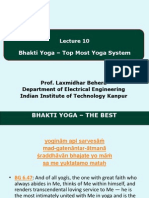 Lecture 10_Bhakti Yoga