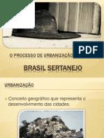 O PROCESSO DE URBANIZAÇÃO DO BRASIL.pptx