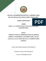 Poryecto de Factibilidad. Mazorca de Cacao. FESPAM-AI-PE-TE-IF-00012a.pdf