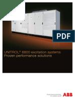ABB Unitrol 6800