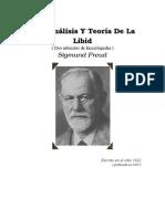 Freud, Sigmund - Psicoanalisis Y Teoria De La Libido.Doc