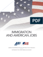 Immigration and American Jobs