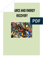 Resource and Energy Recovery [Compatibility Mode]