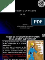 GASES PRESENTES EN INTERIOR DE UNA MINA.ppt