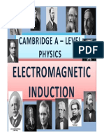 Chapter 23 Electromagnetic Induction