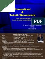 DrNico_Komunikasi & Tehnik Wawancara dalam Akreditasi RS 2012.pdf