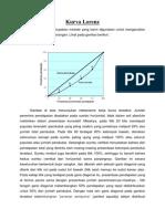 Statistik Sosial Tentang Kurva Lorenz