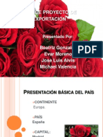 AVNCE PROYECTO EXPORTACION.ppt