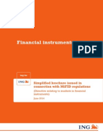 MiFID Financial Infobrochure En