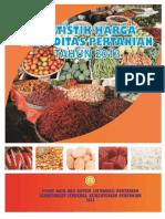 Buku Statistik Harga 2013