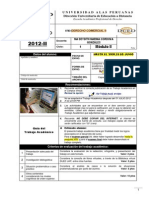 Ta 6 0703 Derecho Comercial II