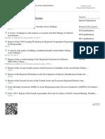 FAO Fisheries & Aquaculture - Publications