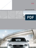 Audi A4 Accessory Catalog