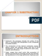 Chapter 1 Substructure
