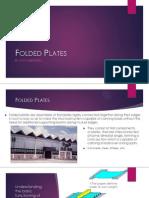 Folded Plates Atia