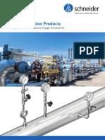 As 0201 en Gauge Valves and Pressure Gauge Accessories