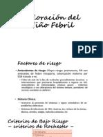 Valoración del Niño Febril.pptx