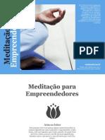 Meditação para Empreendedores