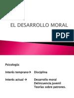 DESARROLLO MORAL 2013.pptx