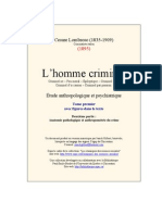 Homme Criminel 1895 2