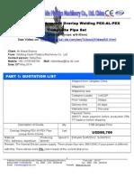 16-32mm PEX-Al-PEX Overlap Welding Pipe Machine-SALLY KAIDE.doc