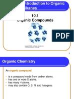 10 1 Organic Compounds