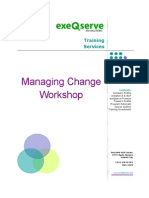 Managing Change Workshop