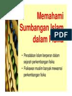 11Memahami Sumbangan Islam Dalam Fisika [Compatibility Mode]