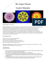 Mandala_PBL Planner