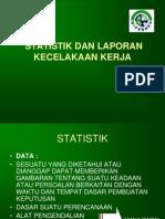 Statistik Dan Laporan Kecelakaan Kerja Calon Ahli k3