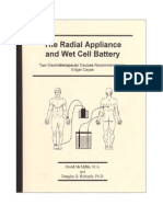 The Radial Appliance and Wet Cell Battery