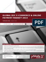 Product Brochure_Global B2C E-Commerce and Online Payment 2014
