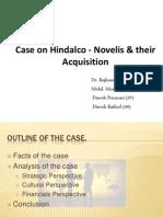 Hindalco Case